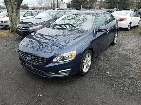2014 Volvo S60 for sale at Cj king of car loans/JJ's Best Auto Sales in Troy MI