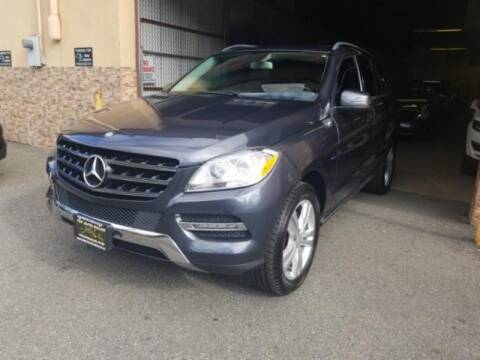 2012 Mercedes-Benz M-Class for sale at Cj king of car loans/JJ's Best Auto Sales in Troy MI
