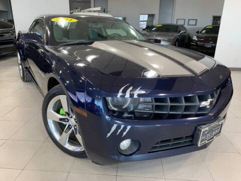 2011 Chevrolet Camaro for sale at Cj king of car loans/JJ's Best Auto Sales in Troy MI