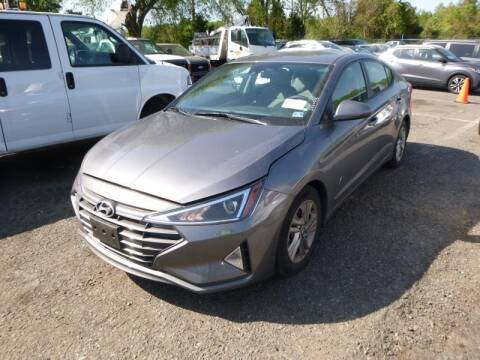 2020 Hyundai Elantra for sale at Cj king of car loans/JJ's Best Auto Sales in Troy MI
