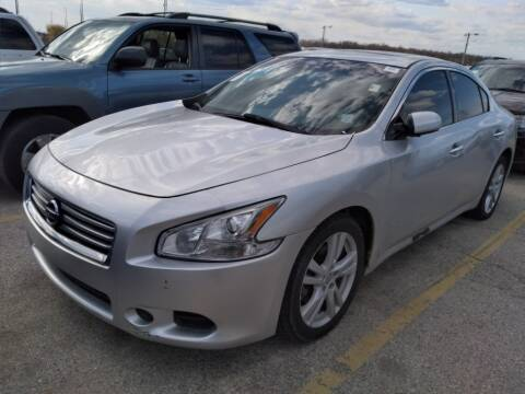 2014 Nissan Maxima for sale at Cj king of car loans/JJ's Best Auto Sales in Troy MI