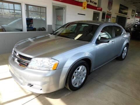 2013 Dodge Avenger for sale at Cj king of car loans/JJ's Best Auto Sales in Troy MI