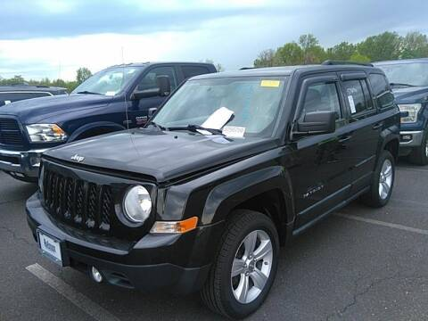 2011 Jeep Patriot for sale at Cj king of car loans/JJ's Best Auto Sales in Troy MI