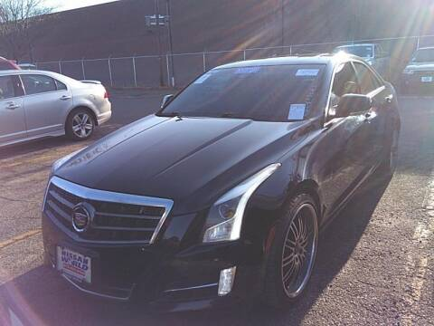 2014 Cadillac ATS for sale at Cj king of car loans/JJ's Best Auto Sales in Troy MI