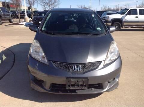 2011 Honda Fit for sale at Cj king of car loans/JJ's Best Auto Sales in Troy MI