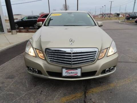 2011 Mercedes-Benz E-Class for sale at Cj king of car loans/JJ's Best Auto Sales in Troy MI