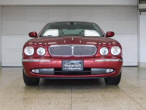 2004 Jaguar XJ-Series for sale at Cj king of car loans/JJ's Best Auto Sales in Troy MI