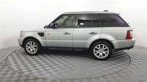 2007 Land Rover Range Rover Sport for sale at Cj king of car loans/JJ's Best Auto Sales in Troy MI