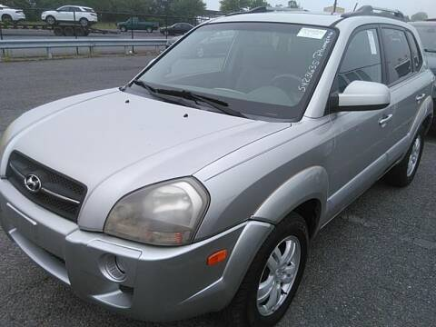 2007 Hyundai Tucson for sale at Cj king of car loans/JJ's Best Auto Sales in Troy MI