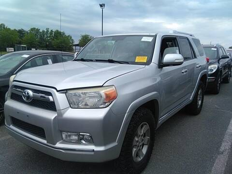 2010 Toyota 4Runner for sale at Cj king of car loans/JJ's Best Auto Sales in Troy MI