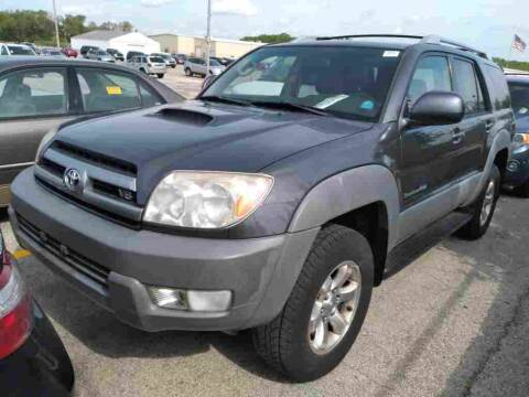 2003 Toyota 4Runner for sale at Cj king of car loans/JJ's Best Auto Sales in Troy MI