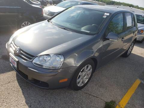 2009 Volkswagen Rabbit for sale at Cj king of car loans/JJ's Best Auto Sales in Troy MI