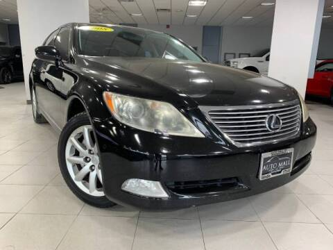 2008 Lexus LS 460 for sale at Cj king of car loans/JJ's Best Auto Sales in Troy MI
