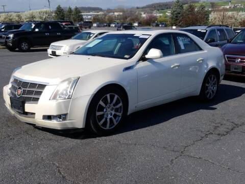 2008 Cadillac CTS for sale at Cj king of car loans/JJ's Best Auto Sales in Troy MI