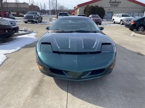 1994 Pontiac Firebird for sale at Cj king of car loans/JJ's Best Auto Sales in Troy MI