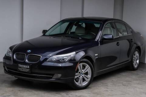 2010 BMW 5 Series for sale at Cj king of car loans/JJ's Best Auto Sales in Troy MI