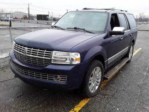 2011 Lincoln Navigator for sale at Cj king of car loans/JJ's Best Auto Sales in Troy MI