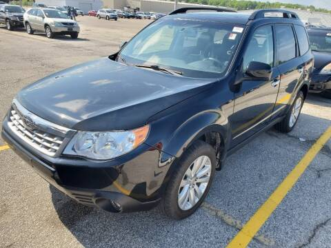 2011 Subaru Forester for sale at Cj king of car loans/JJ's Best Auto Sales in Troy MI