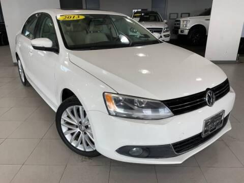 2013 Volkswagen Jetta for sale at Cj king of car loans/JJ's Best Auto Sales in Troy MI
