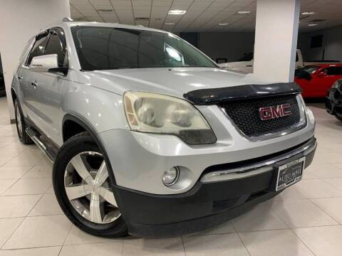 2011 GMC Acadia for sale at Cj king of car loans/JJ's Best Auto Sales in Troy MI