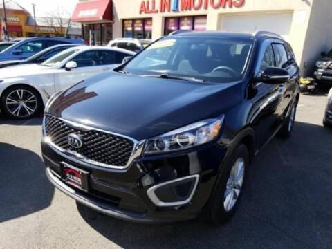 2017 Kia Sorento for sale at Cj king of car loans/JJ's Best Auto Sales in Troy MI