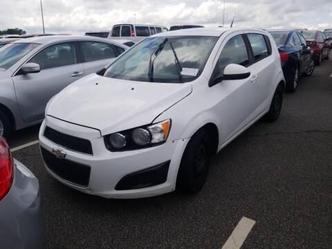 2013 Chevrolet Sonic for sale at Cj king of car loans/JJ's Best Auto Sales in Troy MI