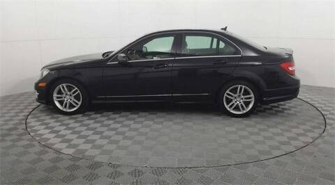 2014 Mercedes-Benz C-Class for sale at Cj king of car loans/JJ's Best Auto Sales in Troy MI