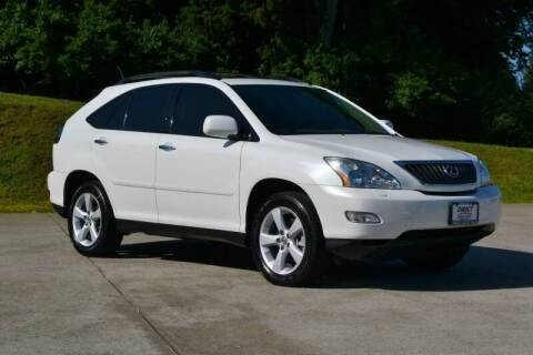 2008 Lexus RX 350 for sale at Cj king of car loans/JJ's Best Auto Sales in Troy MI
