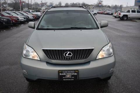 2007 Lexus RX 350 for sale at Cj king of car loans/JJ's Best Auto Sales in Troy MI