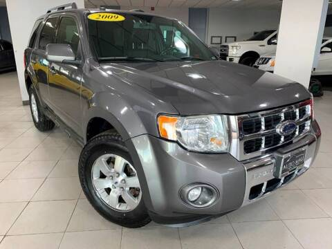 2009 Ford Escape for sale at Cj king of car loans/JJ's Best Auto Sales in Troy MI