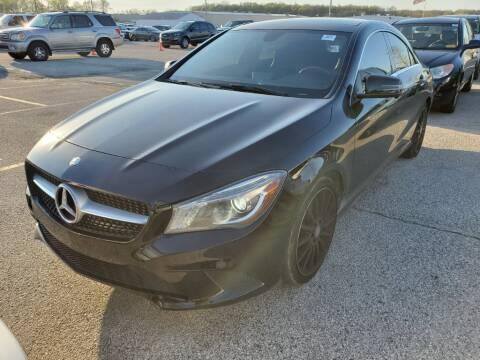 2014 Mercedes-Benz CLA for sale at Cj king of car loans/JJ's Best Auto Sales in Troy MI