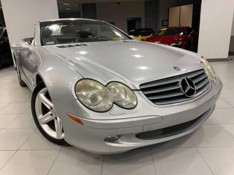 2005 Mercedes-Benz SL-Class for sale at Cj king of car loans/JJ's Best Auto Sales in Troy MI
