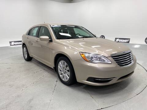 2014 Chrysler 200 for sale at Cj king of car loans/JJ's Best Auto Sales in Troy MI