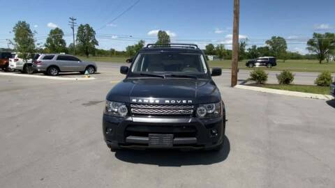 2012 Land Rover Range Rover Sport for sale at Cj king of car loans/JJ's Best Auto Sales in Troy MI