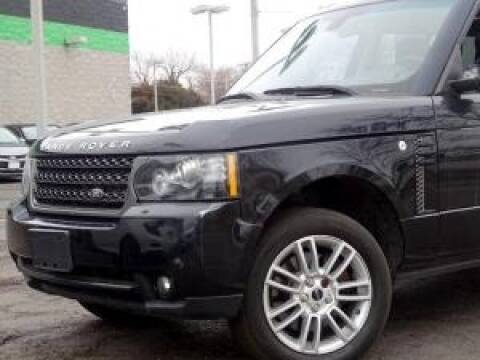 2012 Land Rover Range Rover for sale at Cj king of car loans/JJ's Best Auto Sales in Troy MI