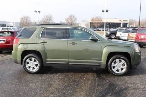 2015 GMC Terrain for sale at Cj king of car loans/JJ's Best Auto Sales in Troy MI