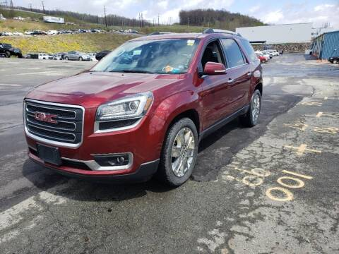 2017 GMC Acadia Limited for sale at Cj king of car loans/JJ's Best Auto Sales in Troy MI