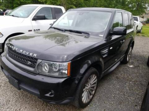 2011 Land Rover Range Rover Sport for sale at Cj king of car loans/JJ's Best Auto Sales in Troy MI