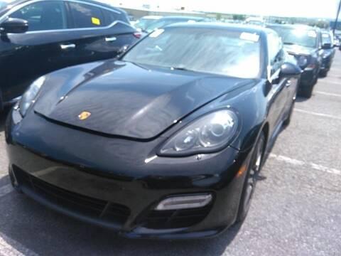 2012 Porsche Panamera for sale at Cj king of car loans/JJ's Best Auto Sales in Troy MI