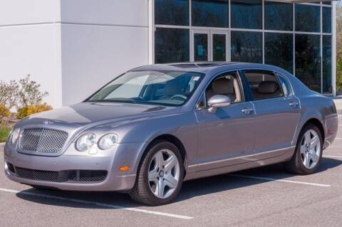2006 Bentley Continental for sale at Cj king of car loans/JJ's Best Auto Sales in Troy MI