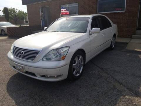 2004 Lexus LS 430 for sale at Cj king of car loans/JJ's Best Auto Sales in Troy MI