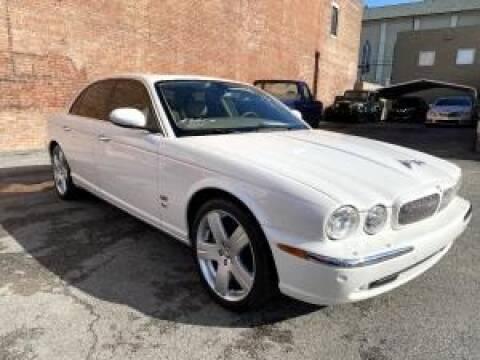 2006 Jaguar XJR for sale at Cj king of car loans/JJ's Best Auto Sales in Troy MI