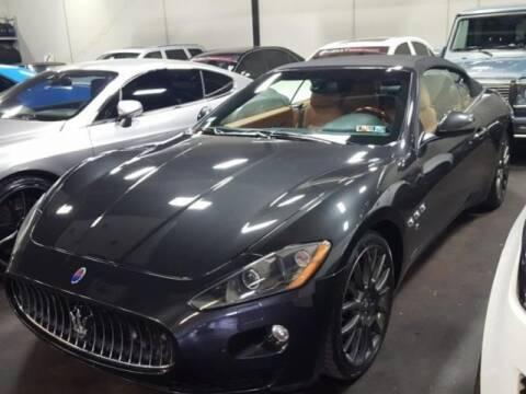 2012 Maserati GranTurismo for sale at Cj king of car loans/JJ's Best Auto Sales in Troy MI