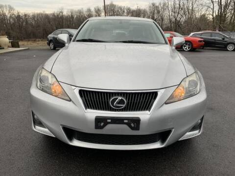 2012 Lexus IS 250 for sale at Cj king of car loans/JJ's Best Auto Sales in Troy MI