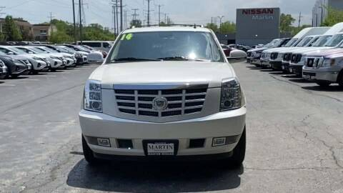 2014 Cadillac Escalade for sale at Cj king of car loans/JJ's Best Auto Sales in Troy MI