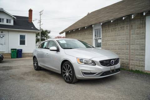 2016 Volvo S60 for sale at Cj king of car loans/JJ's Best Auto Sales in Troy MI