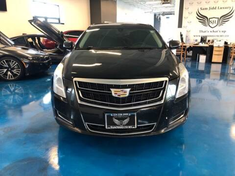 2016 Cadillac XTS Pro for sale at Cj king of car loans/JJ's Best Auto Sales in Troy MI