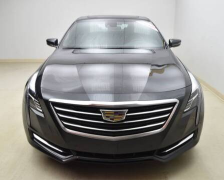 2016 Cadillac CT6 for sale at Cj king of car loans/JJ's Best Auto Sales in Troy MI
