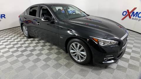 2016 Infiniti Q50 for sale at Cj king of car loans/JJ's Best Auto Sales in Troy MI