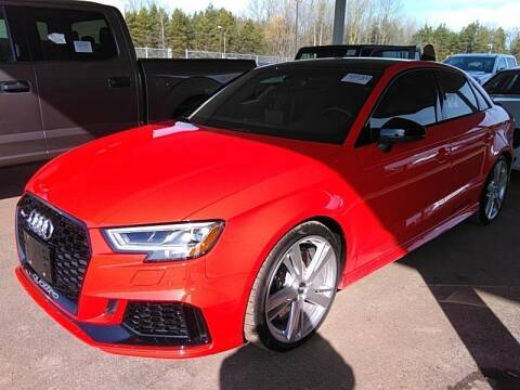 2018 Audi RS 3 for sale at Cj king of car loans/JJ's Best Auto Sales in Troy MI